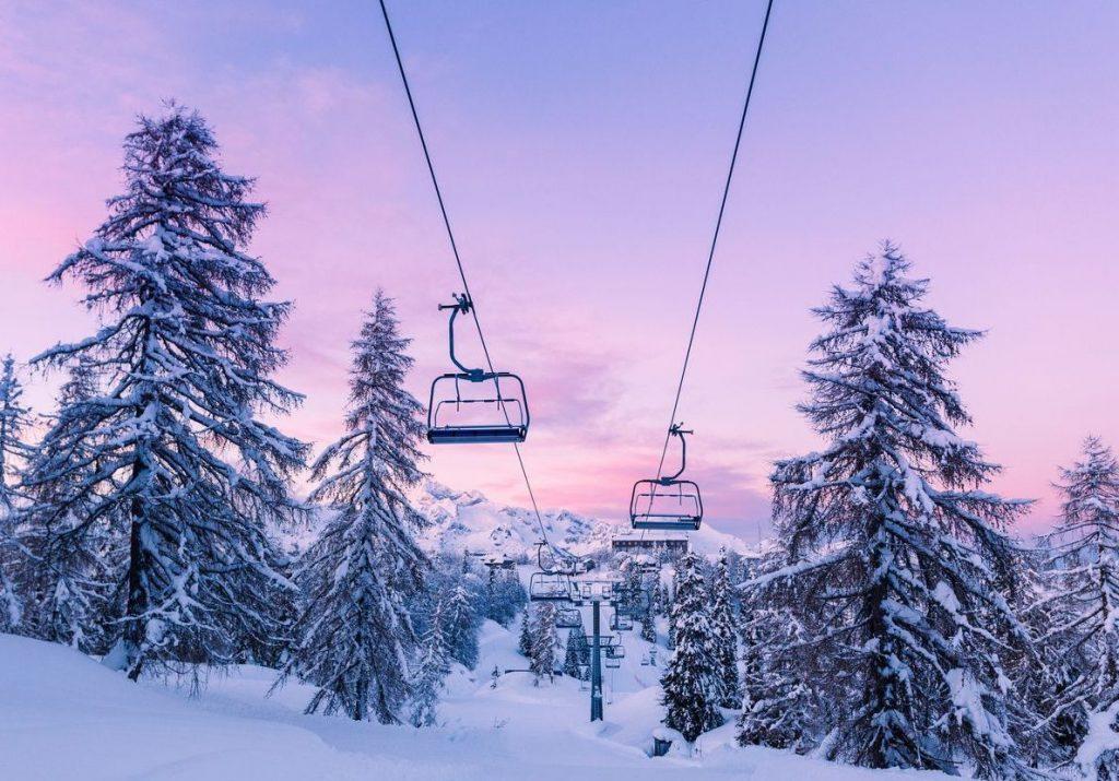 covid station de ski 2021