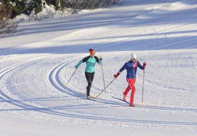 ski de fond Pyrénées