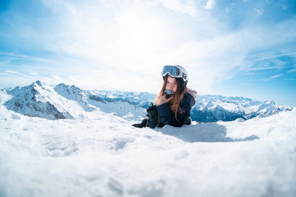 snowboard casque